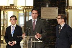 UPN confirma el seu suport a Rajoy (EUROPA PRESS)