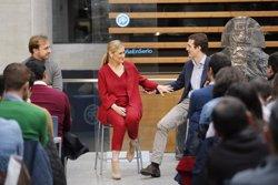 El PP treu importància que Ciutadans es negui a aplaudir el discurs de Rajoy (EUROPA PRESS)