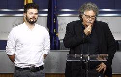 ERC veu Rajoy atrapat en el dia de la marmota, obstinat a tenir els catalans com a enemics (EUROPA PRESS)