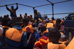 MSF ha rescatat més d'11.000 persones en 85 operacions de rescat en uns quatre mesos (ANNA SURINYACH/MSF)