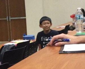 Daniel Liu triunfa en la universidad (y fuera de ella)