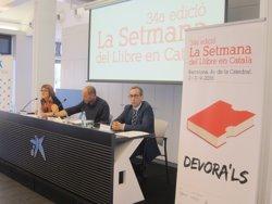 La Setmana del Llibre en Català acull 150 expositors i 133 segells editorials (EUROPA PRESS)