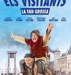 La comèdia 'Els visitants la fan grossa' s'estrenarà aquest divendres en versió catalana ( 'ELS VISITANTS LA FAN GROSSA'  )