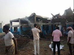 Moren 16 familiars d'un imam en un bombardeig de la coalició saudita al nord del Iemen (MÉDICOS SIN FRONTERAS)