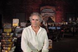 L'Audiència ordena reobrir la causa contra l'escriptor Ildefonso Falcones per frau fiscal (EUROPA PRESS)