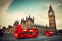 La Policia de Londres proposa un dispositiu per frenar cotxes de manera remota (EUROPA PRESS)