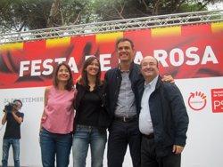 Sánchez flama crida a Podem i C's al canvi i rebutja les pressions internes: