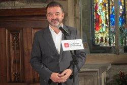 Bosch (ERC) insisteix que donarà suport al PSOE si accepta un referèndum independentista (EUROPA PRESS)