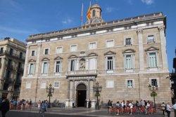 Prop de 6.000 persones han visitat aquest dissabte el Palau de la Generalitat (EUROPA PRESS)
