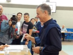 Urkullu vol que les eleccions demostrin que el País Basc