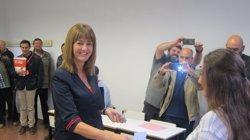 Mendia (PSE) crida a bascos a votar