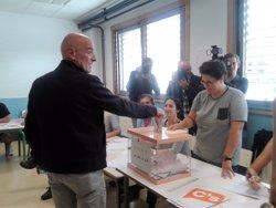 De Miguel (C's) crida a la participació perquè la ciutadania basca