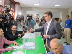 Feijóo crida a votar perquè Galícia segueixi el seu