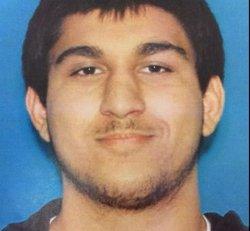 Identifiquen a Arcan Cetrin, de 20 anys, com el suposat atacant de Burlington (MARK FRANCIS)