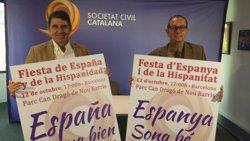 SCC invitarà per carta Puigdemont i Colau al seu acte de la Hispanitat el dia 12 (EUROPA PRESS)