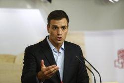 Sánchez defensa que la militància tanqui el debat intern i repta a presentar-se a qui tingui un projecte millor (EUROPA PRESS)