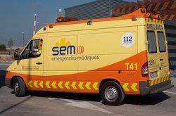 Mor un motorista després de xocar amb un camió grua a Albinyana (Tarragona) (SEM)