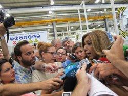 Susana Díaz sobre si optarà a la direcció del PSOE: