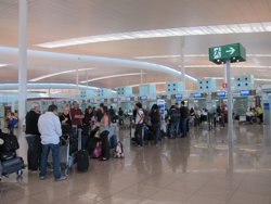 Barcelona busca augmentar vols intercontinentals a la fira World Routes (EUROPA PRESS)