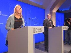 Munté diu que la valoració del conseller Vila del 25S no compromet la unitat del Govern (EUROPA PRESS)