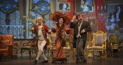 La Cubana porta 'Gente Bien' de Santiago Rusiñol al Teatre Coliseum de Barcelona (DAVID RUANO)