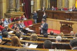 Puigdemont busca recomposar la confiança amb la CUP aquest dimecres per culminar el procés (EUROPA PRESS)