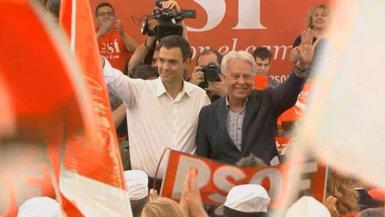 Felipe González creu que Sánchez ha de dimitir si el Comitè Federal tomba el seu pla i diu que se sent enganyat (EUROPAPRESS)