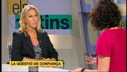 Munté avisa que un referèndum sobiranista ha de tenir garanties per ser reconegut (TV3)