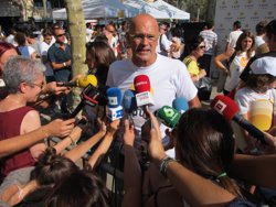 Romeva es reunirà amb el mediador entre el president Santos i el cap de les FARC (EUROPA PRESS)