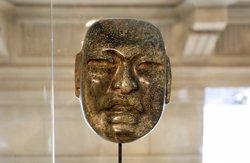 Un hotel de Barcelona acull una exposició permanent sobre la cultura maia (A. VANUCCHI )