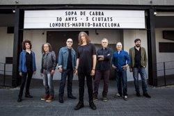 Sopa de Cabra comença la gira de 30è aniversari a Londres el 14 d'octubre (SOPA DE CABRA)