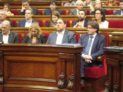Puigdemont anuncia un referèndum d'independència per a la tardor del 2017 (EUROPA PRESS)