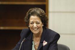 Rita Barberá es persona en la causa que instrueix el Tribunal Suprem per l'operació Taula (EUROPA PRESS)