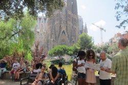 El grup de treball de Barcelona i la Generalitat abordarà la taxa turística aquest dijous (EUROPA PRESS)
