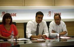 Afins a Sánchez reclamen un congrés
