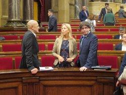 Puigdemont defensa que convocarà un referèndum
