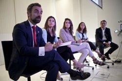 BBVA atribueix un 38% de la pujada de turistes estrangers a Catalunya a conflictes en altres països (ELVIRA MEGÍAS)