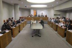 La Diputació de Barcelona mostra el seu suport institucional a l'acord de pau de Colòmbia (EUROPA PRESS)