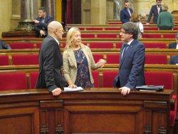 Puigdemont recorda als líders estatals que Mas va renunciar