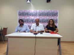 Gallego (CCOO) i Ros (UGT) demanen que es mantingui intacta la llei catalana d'emergència social (EUROPA PRESS)