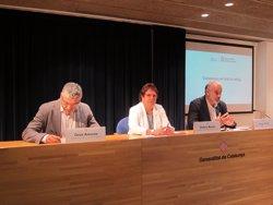 Dos nens catalans donen la benvinguda als refugiats en una nova campanya de sensibilització (EUROPA PRESS)