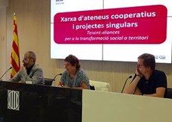 La Generalitat destinarà 3,3 milions a impulsar l'economia social amb ateneus cooperatius (GENCAT)