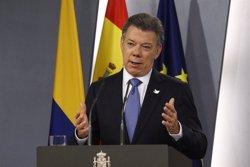 El president de Colòmbia agraeix a les institucions catalanes la seva contribució a la pau (EUROPA PRESS)