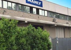 La tèxtil Manly obre filial a Milà (MANLY)