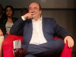 Iceta defensarà al comitè Federal negociar la investidura amb els independentistes (EUROPA PRESS)