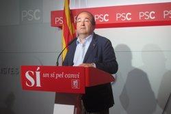 Iceta es plantejaria deixar el lideratge del PSC al Parlament si perd les primàries (EUROPA PRESS)