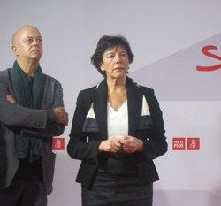 La presidenta de la Comissió de Garanties del PSOE convoca una reunió per recollir avals (EUROPA PRESS)