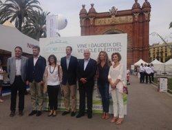 Baiget inaugura a Barcelona la VI edició d'Expoelectric (GENERALITAT DE CATALUNYA)
