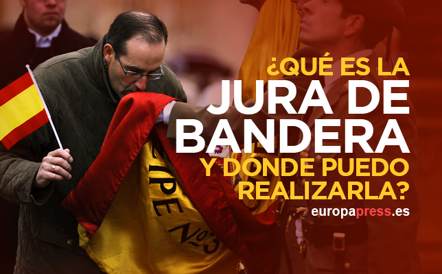 Jura De Bandera, Jurar Bandera