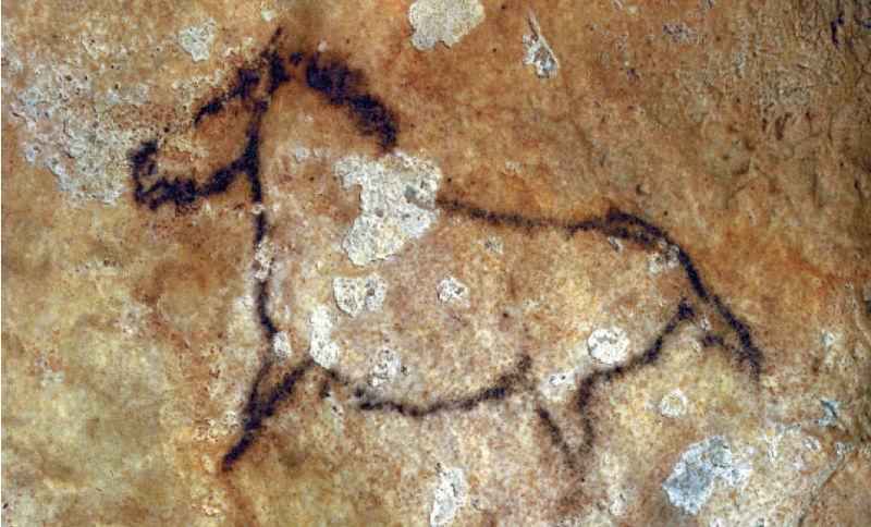 Caballo pinturas rupestres